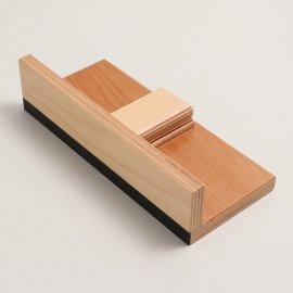 Stapelwinkel groß, aus Holz