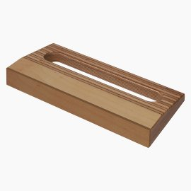 Stapelwinkel klein, aus Holz