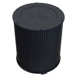 360°-Filter für Luftreiniger