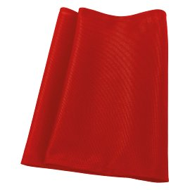 Textilfilterüberzug rot für