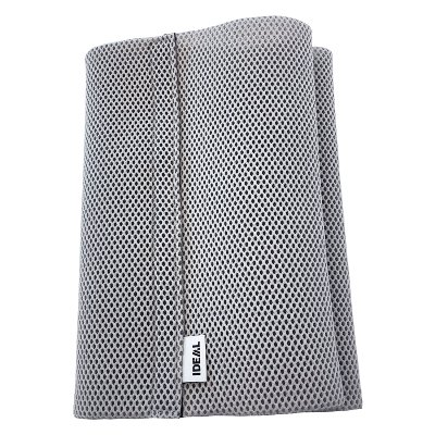 Premium-Filterüberzug grau