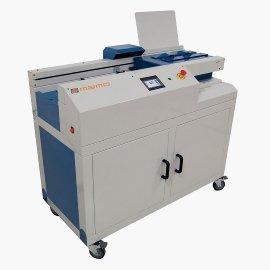 Klebebindegeräte und Klebebindemaschinen