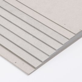 1.5 mm grey board 75x105