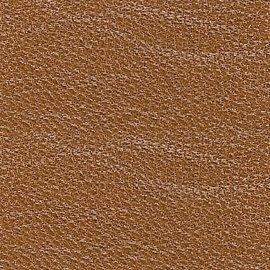 mid-brown goatskin