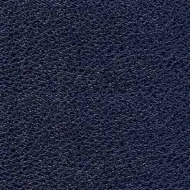 night blue goatskin