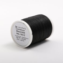 no. linen thread black