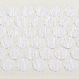 15 mm weiß Haftscheibe