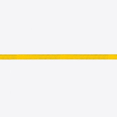 Elastische Gummikordel,gelb
