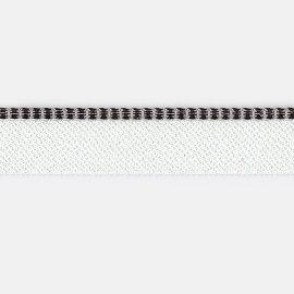 8878/917 schwarz-weiß Kap.Band