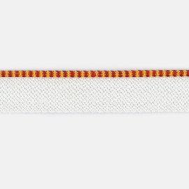 8878/912 rot-gelb Kapitalband