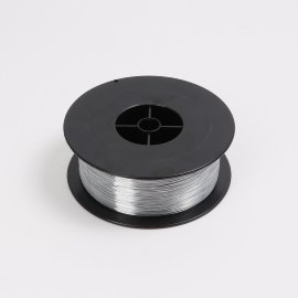 Stitching wire, galvanised