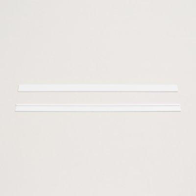 cover strip DIN A white