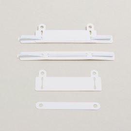 file mechanism white, parts