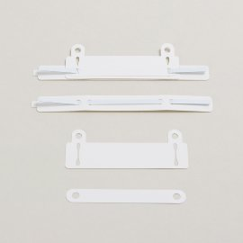 file mechanism white, 4 parts