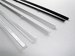poster hangers mm white