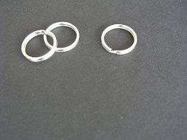 Schlüssel-Ring mm Aussen Ø