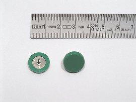 Plakatbutton grün    14 mm