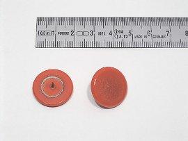 Plakatbutton rot     20 mm