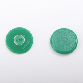 Plakatbutton grün    30 mm