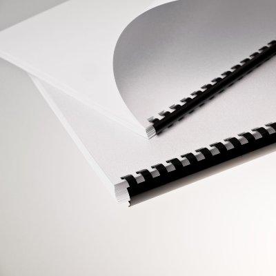 Plastikbinder.USA mm,Schwrz