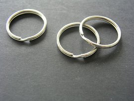 Schlüssel-Ring ca.mm Durchm.