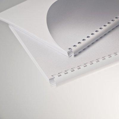 Plastikbinder.USA *mm,Weiß