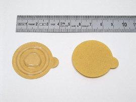 CD-Clip,Kunststoff transparent