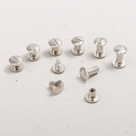 mm book binding screw