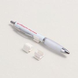 Stifthalter weiß schmal, SK