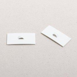 ceiling button rectangular