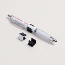 Stifthalter schwarz schmal, SK