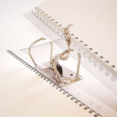 filing strip A, transp. ,mm