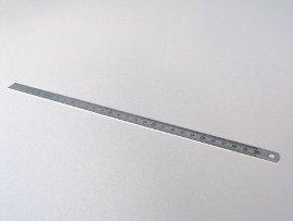 mm Metallmaßstab