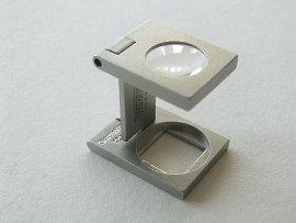 Fadenzähler bikonvex ,mm