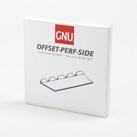 Offset--Perf-Side teeth