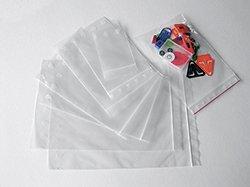 60 x  80mm x 50µ Polyethylen-