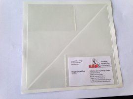 xmm self-adhesive corner