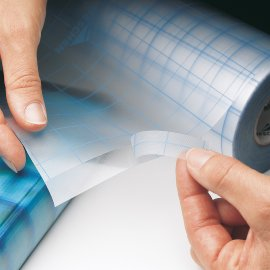 Filmolux soft PP glänz.