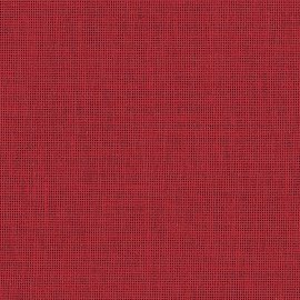 mm linen tape red, m