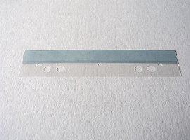 File-Strip, transparent mm