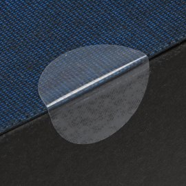 mm Klebepunkte transparent