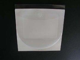 CD-Tasche m.Klappe126x126mm
