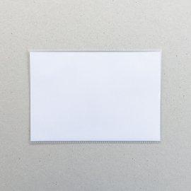 115x158mm PVC-Schutzhülle A6