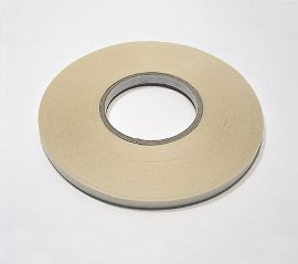 Double sided tape permanent/removable adhesive