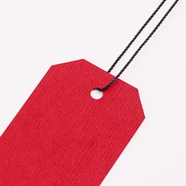 Fäden mit Splint oder geknüpft