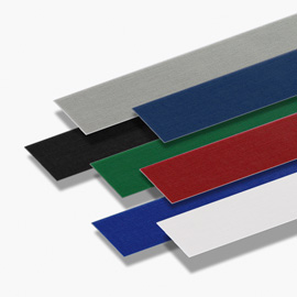 Spine binding tapes, thermal adhesive strips