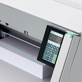 Maschinen und Geräte zur Druckweiterverarbeitung