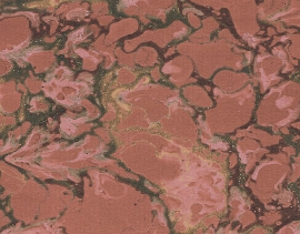 9911/11 Franz.Marmor Engl.rot-