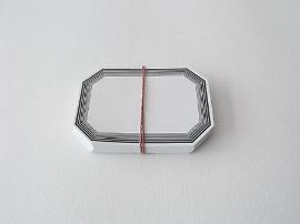 Heftschilde ungumm. Gr. 2