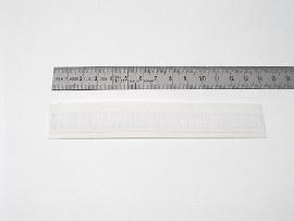 16 mm weiß Haftband